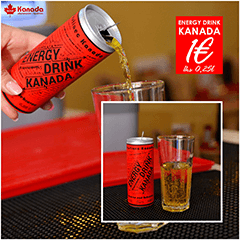 Energy Drink KANADA